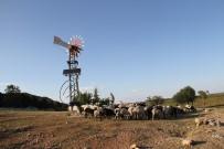BÜYÜKBAŞ HAYVANLAR - Hayvanların Su İhtiyacı Güneş Ve Rüzgar Enerjisinden