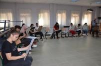 HARRAN ÜNIVERSITESI - HRÜ'de Özel Yetenek Sınavları Başladı