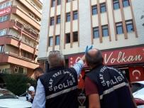 CELAL BAYAR - İki Siyasi Parti Binasının Bulunduğu Sokakta Pompalı Tüfekle Havaya Ateş Açıldı