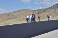 ERZİNCAN VALİSİ - İliç, Kemah Ve Kemaliye İlçelerinin Köyleri Asfalt İle Kaplanıyor