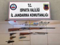Isparta'da Sahte İçki Operasyonu