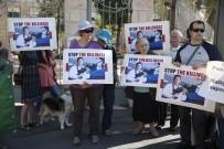 SİLAH SATIŞI - İsrailli Aktivistler Duterte'yi Protesto Etti