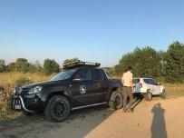 Kaçak Av İçin Kurulan Düzenek Ele Geçirildi