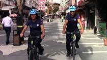 ZABITA EKİBİ - Karesi Belediyesinde 'Bisikletli Zabıtalar' Göreve Başladı