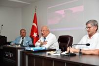 RAYLI SİSTEM - Kocamaz, 'Mersin Metrosu Projesi Tamamlanma Aşamasında'