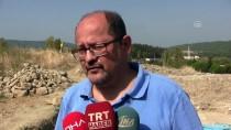 İSMAİL KAŞDEMİR - Maydos'ta 4 Bin Yıllık Savunma Duvarı Bulundu
