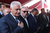 SOLUNUM YETMEZLİĞİ - Meclis Başkanı Yıldırım Ve Abdullah Gül Cenaze Törenine Katıldı