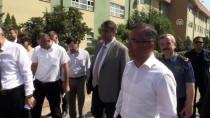 KREDI VE YURTLAR KURUMU - Merkez Nüfusu 120 Bin Olan Şehre 55 Bin Öğrenci