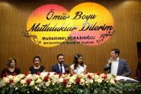 NİKAH SARAYI - Merkezefendi MKM'de İlk Nikahı Başkan Subaşıoğlu Kıydı