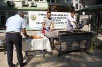 ORMAN İŞLETME MÜDÜRÜ - Milas'ta Orman Şehitleri İçin Lokma Dağıtıldı