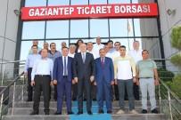 ORTAK AKIL - Milletvekili Koçer, GTB Meclis Toplantısına Katıldı