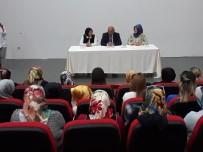 MISYON - Milletvekili Yediyıldız AK Kadınlarla İstişare Yaptı