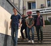 KATİL ZANLISI - Mizah Dergisi Sahibi Çağın Türker'i Öldüren Zanlı Adliyeye Sevk Edildi
