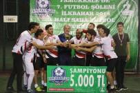 Pamukkale'de 8. 'Futbol Şöleni' Kayıtları Başladı