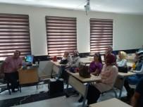 ABDULLAH ÇALIŞKAN - Pazarlar'da Öğretmenlere Zeka Oyunları Eğitimi