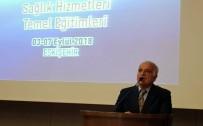 AİLE HEKİMLİĞİ - Sağlık Hizmetleri Temel Eğitimleri Toplantısı Eskişehir'de Başladı