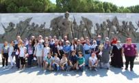 ÇıNAROBA - Saruhanlı Belediyesi 3 Ayda 9 Mahalleyi Çanakkale'ye Götürdü