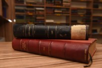 GENEL KÜLTÜR - Tıp Tarihi Ve Nutuk'un Orijinal Baskısı Bu Kütüphanede