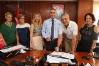 ŞİDDET MAĞDURU - Toros Üniversitesi İle Mezitli Belediyesi Arasında İşbirliği Protokolü