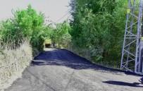 AHMET DOĞAN - Toygar Mahallesi'nde Sıcak Asfalt Serimi Yapıldı
