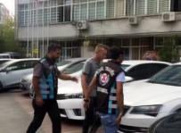 HALIÇ - Trafik Magandası Yakalandı