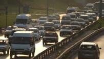 ARAÇ SAYISI - Trafikteki araç sayısı açıklandı