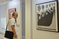 KONSEPT - TSKM'de Taş Baskı Sergisi Açıldı