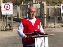 ZEYTIN DALı - Türk Kızılayı Genel Başkanı Kınık'tan İdlib Açıklaması