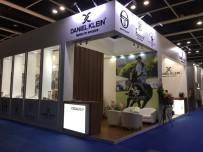 LENS - Türk Saat Firması Hong Kong Saat Fuarına 6'Ncı Kez Katılıyor.