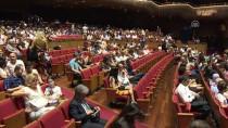 FİLARMONİ ORKESTRASI - Türkiye Gençlik Filarmoni Orkestrası Müzikseverlerle Buluştu