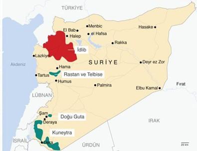Türkiye İdlib için önlemler alıyor