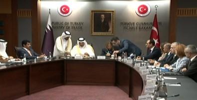 Türkiye ve Katar arasında dev anlaşma