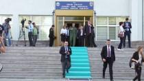 ALI DOĞAN - Ukrayna İçişleri Bakanı Avakov Ankara'da