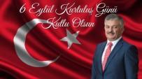 ERSIN YAZıCı - Vali Yazıcı'dan 6 Eylül Kurtuluş Mesajı
