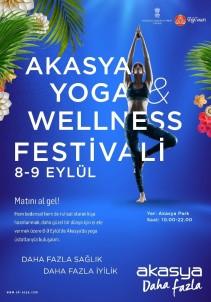 Yoga tutkunları 8 Eylül'de buluşacak