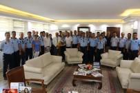 VEFA SALMAN - Zabıta Müdürlüğü'nden Salman'a Ziyaret