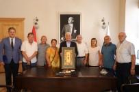 OSMAN GÜRÜN - 100 Yaş Evi Üyelerinden Başkan Gürün'e Teşekkür
