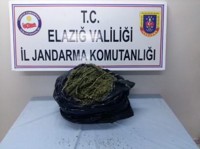 5 Kilo Esrarla Yakalanan 2 Şüpheli Tutuklandı
