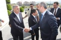 ABDÜLHAMİT GÜL - Adalet Bakanı Gül'den Valiliğe Ziyaret