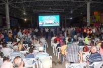 PATLAMIŞ MISIR - Adana'da Yazlık Sinema Nostaljisi