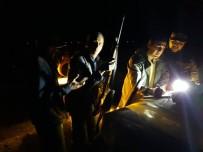 Afyonkarahisar'da Kaçak Avcılara Ceza