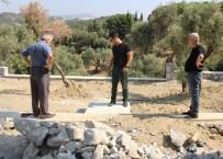 BAZLAMA - Ağaçlı'da Tarihi Okul Binası Kültür Merkezine Dönüşüyor