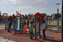 Ağrı'da 4 Park Hizmete Açıldı