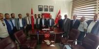 SEÇİM SÜRECİ - AK Parti'den MHP'ye Nezaket Ziyareti