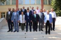 AK Parti Genel Başkan Yardımcısı Hamza Dağ Kütahya'da