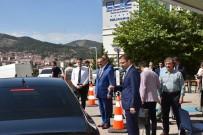 FATİH ŞAHİN - AK Parti Genel Sekreteri Şahin, Kızılcahamam'da İncelemede Bulundu
