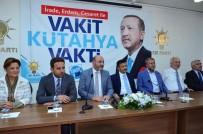 AK Parti'li Hamza Dağ Açıklaması 'Kimse Türkiye'ye Diz Çöktüremez'