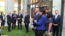GENEL KURUL SALONU - Almanya Dışişleri Bakanı Heiko Maas'tan TBMM'ye Ziyaret
