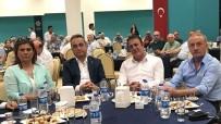 HÜSEYIN YıLDıZ - Aydın CHP'de İl Danışma Kurulu Toplantısı Düzenledi