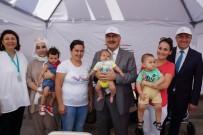 YENIDOĞAN - Aydın'da Halk Sağlığı Standına Yoğun İlgi